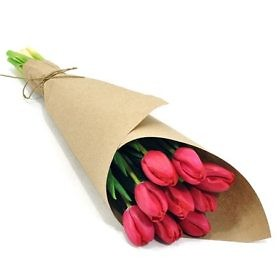 букет 9 тюльпанов