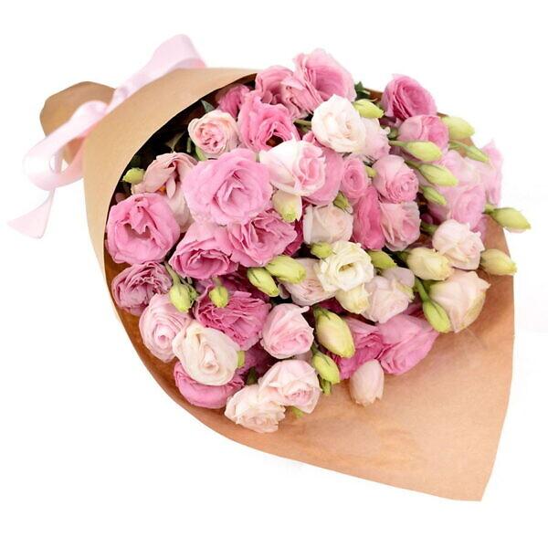 букет розовые облака 2