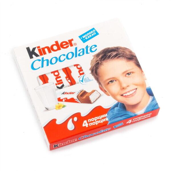 шоколад Киндер 50г
