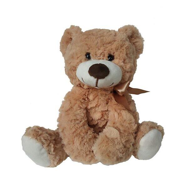 бежевый медведь