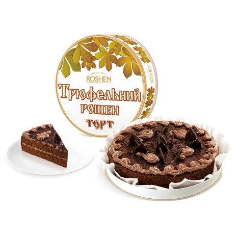 торт трюфельный Рошен