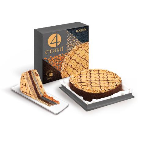 торт Рошен 4 стихии
