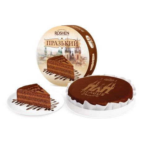 торт Рошен пражский