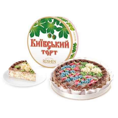 торт Рошен киевский