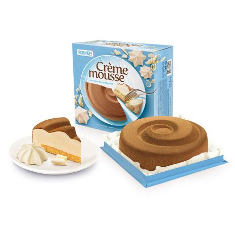 торт крем-мусс Рошен